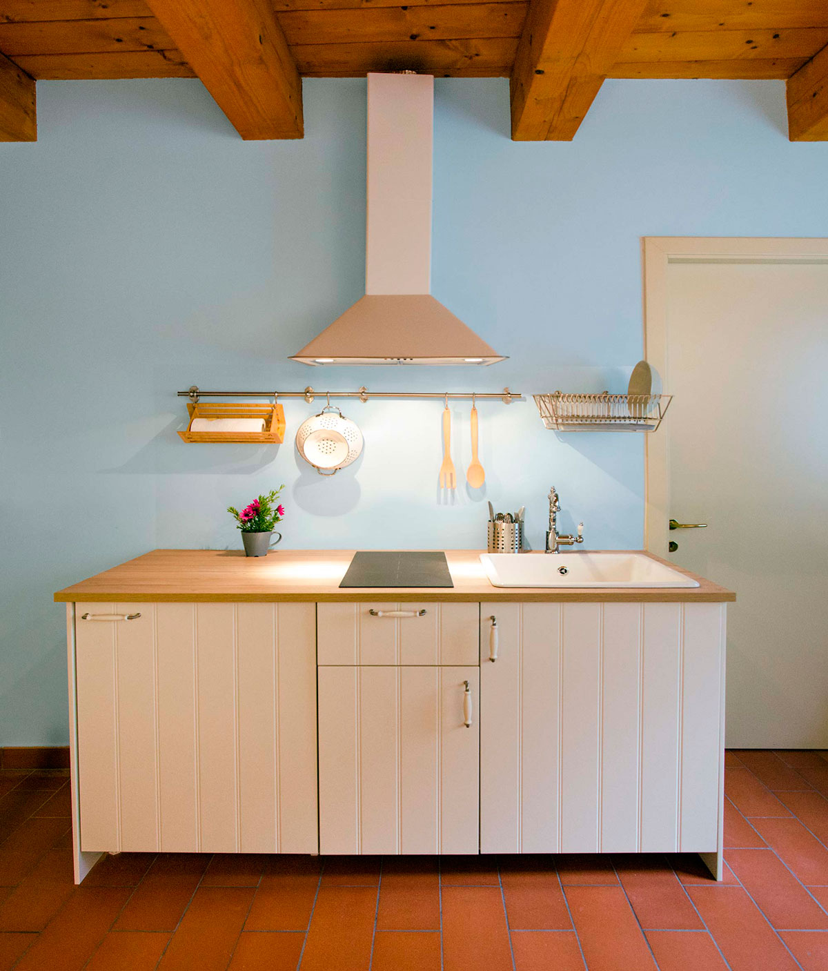 Cucina azzurra for Cucina azzurra